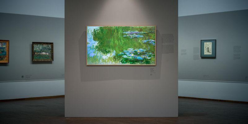 The Frame: Kunst auf Knopfdruck.