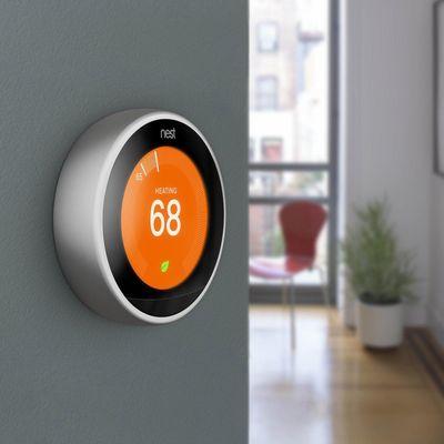 Smart Home: Nest schützt Accounts mit Zwei-Faktor-Authentifizierung.