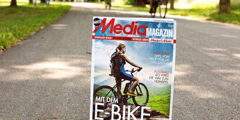 Das Mediamagazin im Juni 2018.
