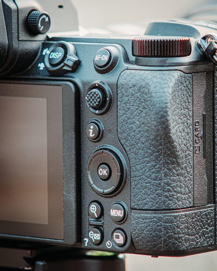 """Die Nikon """"Z6 II""""."""