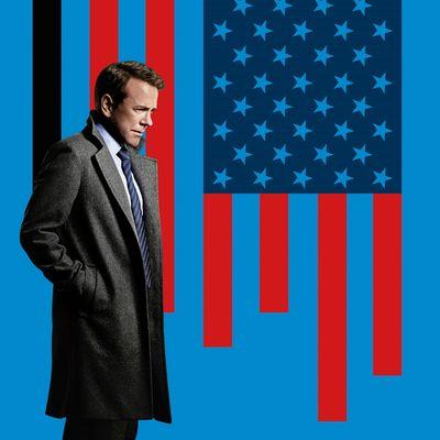 Tom Kirkman wird nach einem verheerenden Angriff auf die US-Führungsspitze unerwartet zum Präsidenten der Vereinigten Staaten von Amerika.