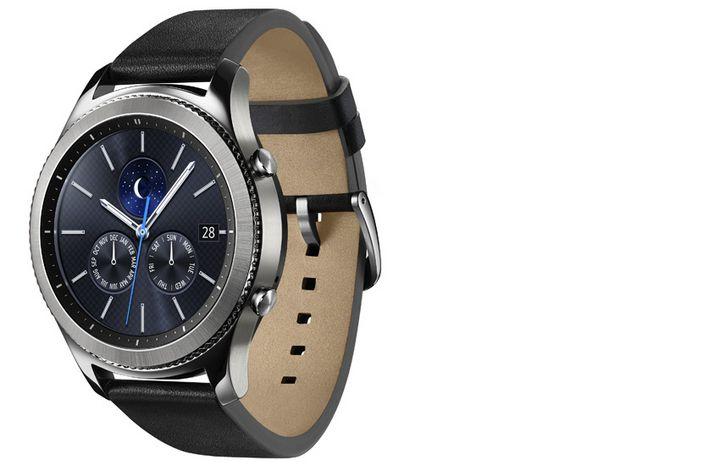 Die Samsung Gear S2/S3 wird zur Steuereinheit.