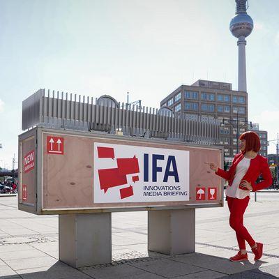 Diese Themen bestimmen die weltweit größte Messe für Unterhaltungselektronik in Berlin.